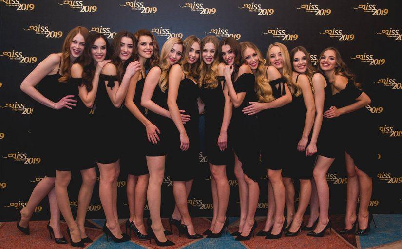 Obliekli sme finalistky MISS SLOVENSKO 2019