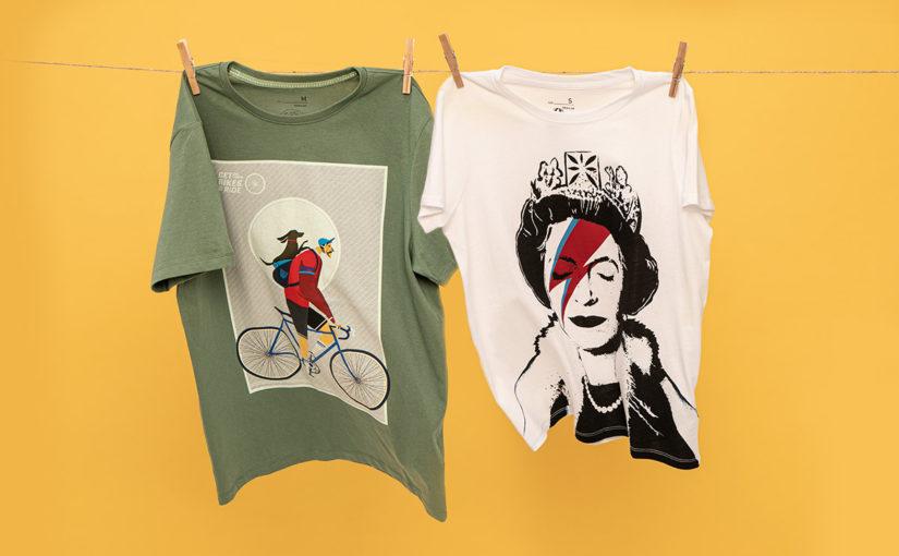 Aktuálny trend – perfektné tričko!